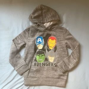 Avengers Pull Over Hoodie